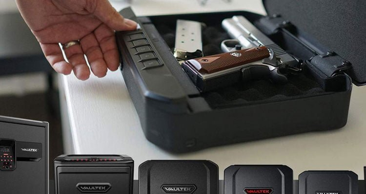 Best Handgun Safes