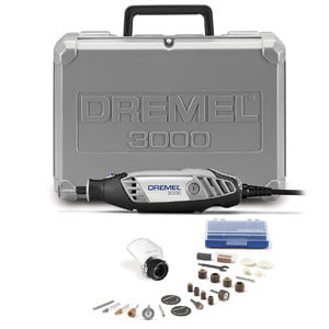 Dremel Tool Kit- 1 Attachment and 25 Accessories