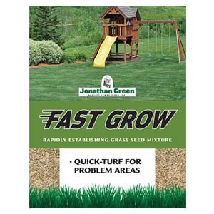 Fast Grow Grass Seed Mix, 3 Pounds