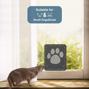 LUYA Pet Screen Door