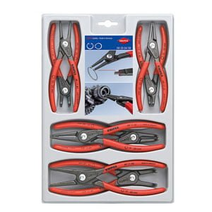 Precision Circlip Snap-Ring Pliers 8-Piece Set