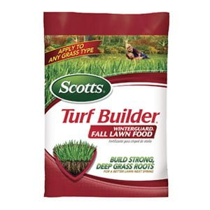Turf Builder WinterGuard Fall Lawn Food