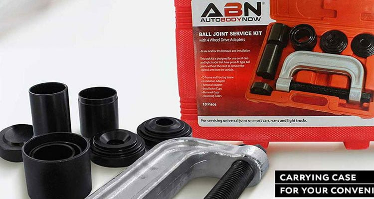 Best Ball Joint Press
