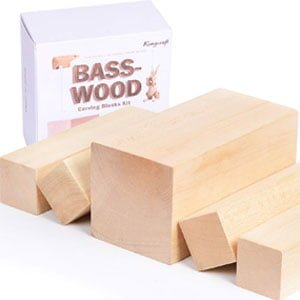 solid Wood For Whittling